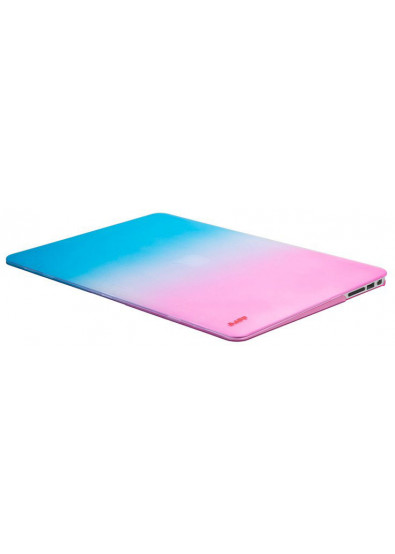 Фото - Чехол для ноутбука LAUT Huex Pink/Blue for MacBook Air 13'' (LAUT_MA13_HX_PBL)