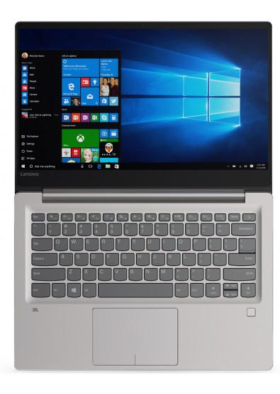 Фото - Ноутбук Lenovo IdeaPad 720S-14 (81BD004WRA) Silver