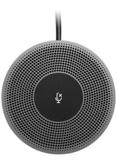 Фото - Микрофон для компьютера проводной Logitech Expansion Microphone for MeetUp (989-000405)