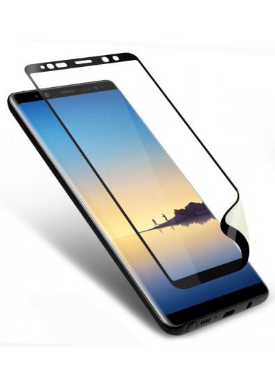 Фото - Пленка защитная для смартфона MakeFuture 3D Samsung Note 8 (MF3D-SN8B)