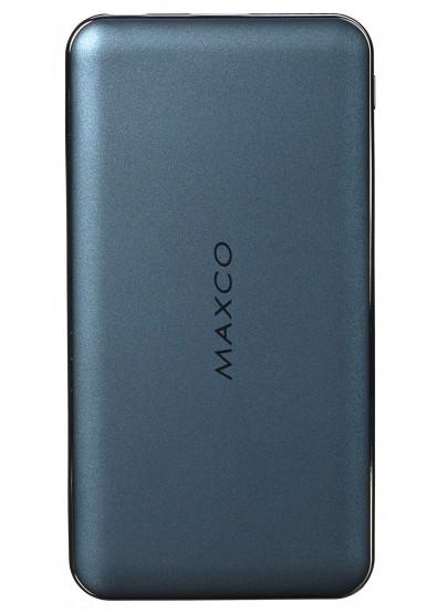 Фото - Батарея мобильная Maxco Razor Type-C 8000mAh Blue