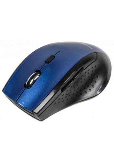 Фото - Мышь беспроводная Maxxter Mr-311-B Blue USB