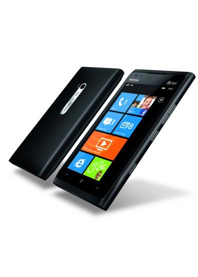 Фото - Смартфон Nokia 900 Lumia Black