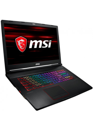 Фото - Ноутбук игровой MSI GE73RGB 8RE Raider (GE73RGB8RE-266XUA) Black