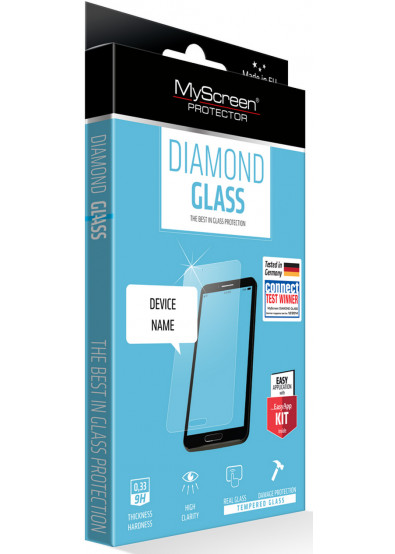 Фото - Защитное стекло для смартфона MyScreen DIAMOND HybridGLASS 5'' EA Kit Samsung Galaxy J7 2016