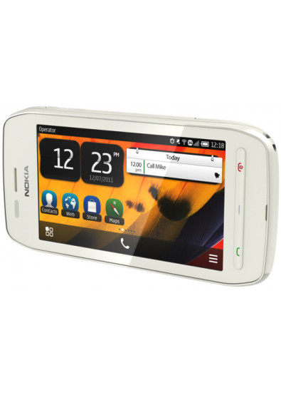 Фото - Смартфон Nokia 603 White