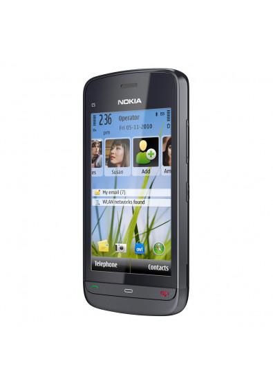 Фото - Смартфон Nokia C5-03 Graphite Black