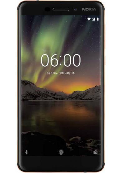 Фото - Смартфон Nokia 6.1 Dual Sim Black