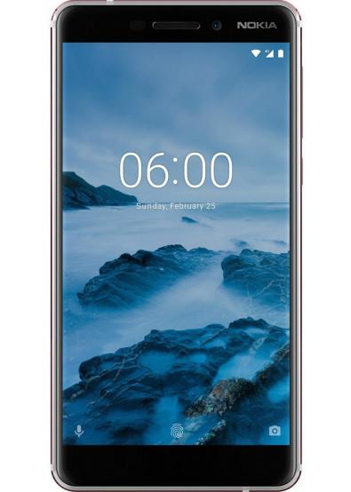 95597b11f5c07 Смартфон Nokia 6.1 3/32Gb Dual Sim White купить по низкой цене в ...