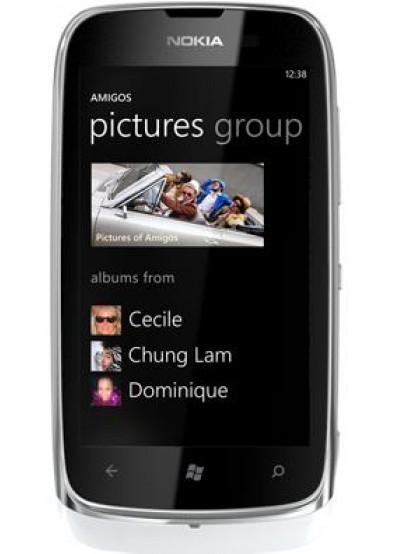 Фото - Смартфон Nokia 610 Lumia White
