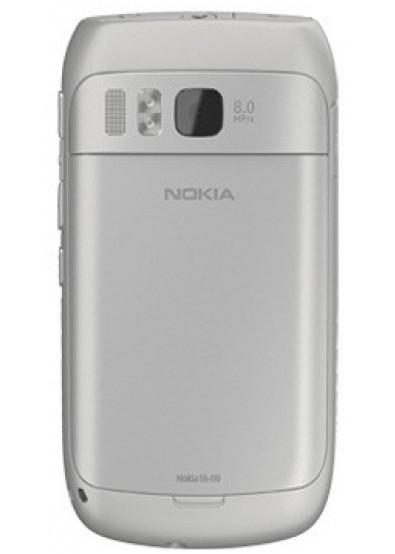 Фото - Смартфон Nokia E 6 Silver