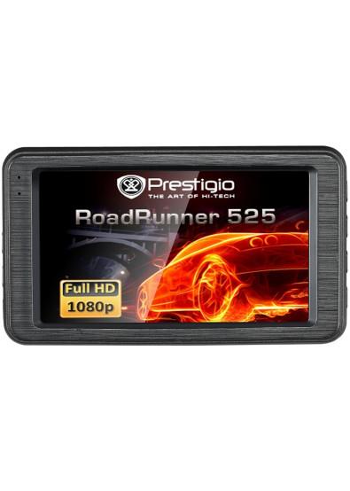 Фото - Видеорегистратор Prestigio RoadRunner 525 (PCDVRR525)