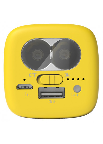 Фото - Портативная акустика Puridea i2 Yellow