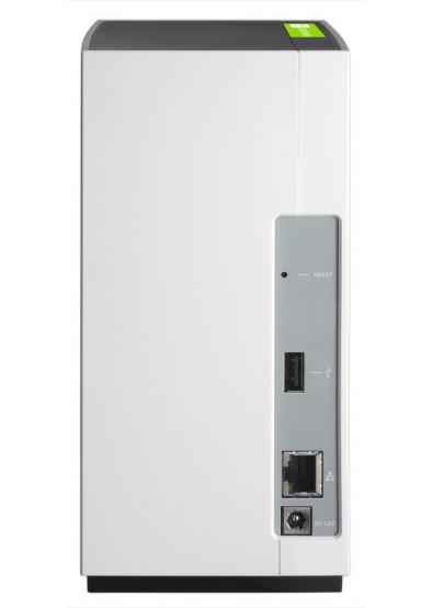 Фото - Сетевое хранилище без HDD QNAP TS-228A