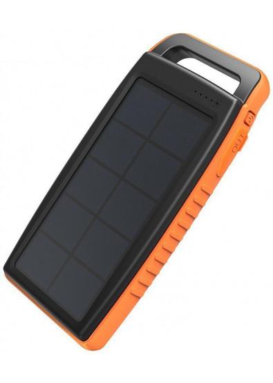 Фото - Батарея мобильная RavPower 15000mAh Outdoor Portable Charger Solar Dual USB (RP-PB003)