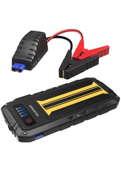 Фото - Батарея мобильная RavPower 8000mAh Car Jumper Starter Quick Charge (RP-PB007)