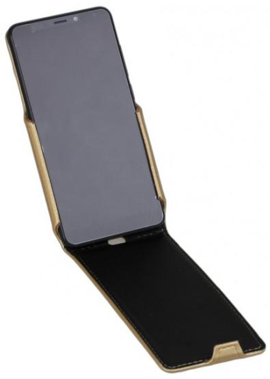 Фото - Чехол для смартфона Red Point Flip Case for Xiaomi Redmi 5 Plus Gold (ФК.237.З.09.23.000)