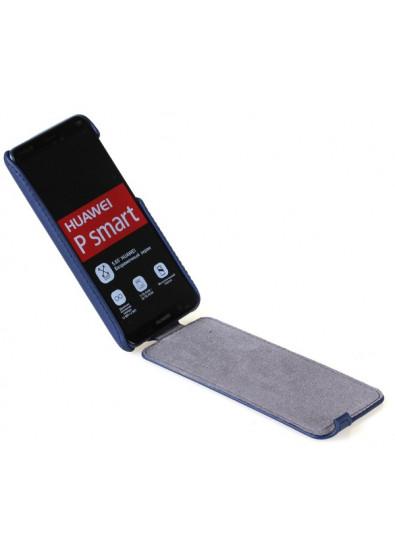Фото - Чехол для смартфона Red Point Flip Luxe for Huawei P Smart Blue (ФЛ.231.З.06.23.000)