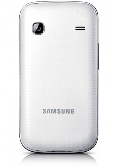 Фото - Смартфон Samsung S 5660 Silver White