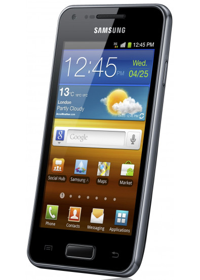 Фото - Смартфон Samsung I 9070 Galaxy S Advance Metallic Black