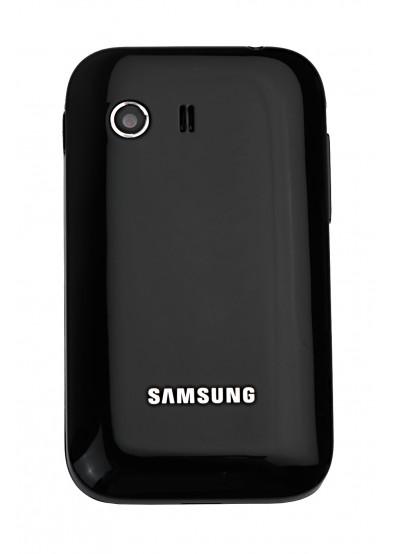 Фото - Смартфон Samsung S 5360 Galaxy Y Absolute Black