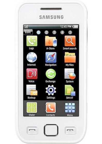 Фото - Смартфон Samsung S 5250 Pearl White