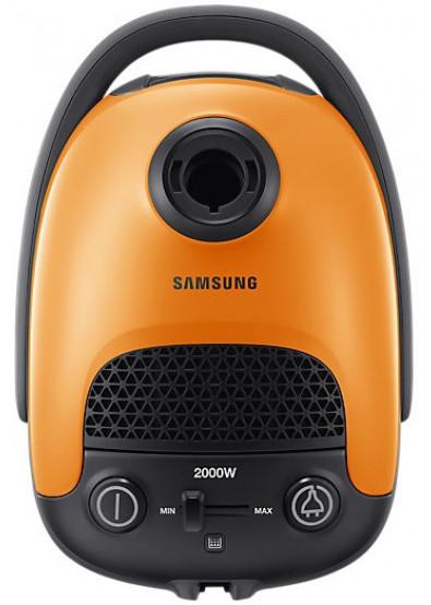 Фото - Пылесос для сухой уборки с мешком Samsung VC20F30WDHL/UK