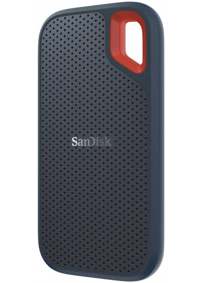 Фото - SSD-накопитель внешний SanDisk SSD USB 3.1 Gen 2 Type-C E60 250GB Rugged (SDSSDE60-250G-G25)