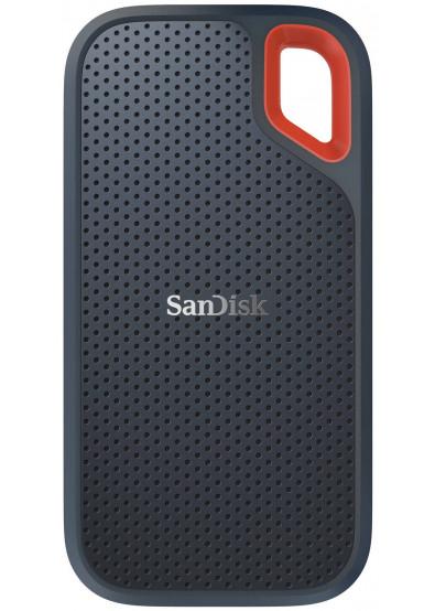 Фото - SSD-накопитель внешний SanDisk SSD USB 3.1 Gen 2 Type-C E60 2TB Rugged (SDSSDE60-2T00-G25)
