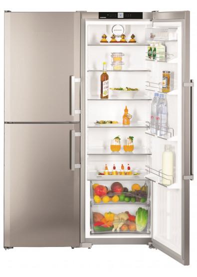 Фото - Холодильник Liebherr SBSef 7343