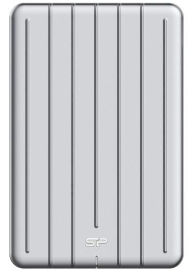 Фото - SSD-накопитель внешний Silicon Power B75 240GB Silver (SP240GBPSDB75SCS)