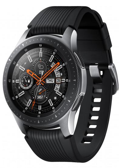 ... Фото - Смарт-часы Samsung Galaxy Watch 46мм Silver (SM-R800NZSASEK) ... 161c0e7690d60