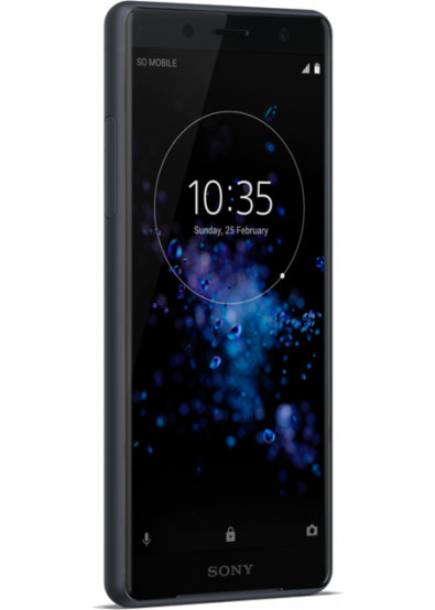 Фото - Смартфон Sony Xperia XZ2 Compact H8324 Black