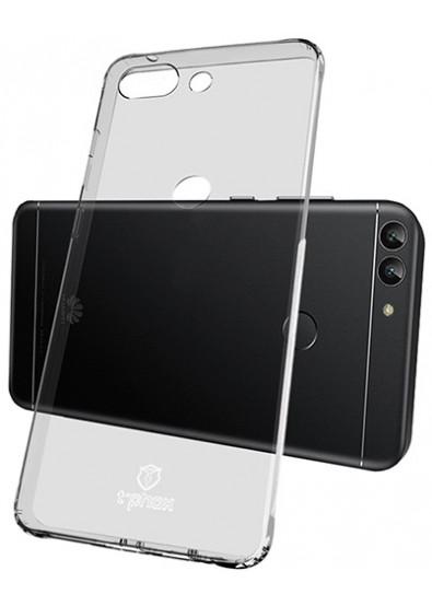 Фото - Чехол для смартфона T-phox Armor for Huawei P smart TPU Grey