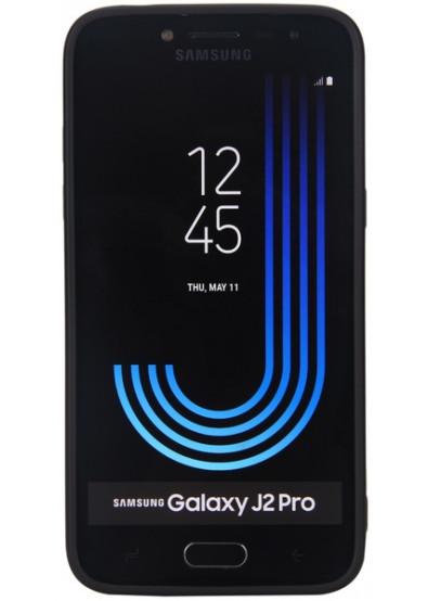 Фото - Чехол для смартфона T-phox Shiny for Samsung J2 (2018)/J250 Black