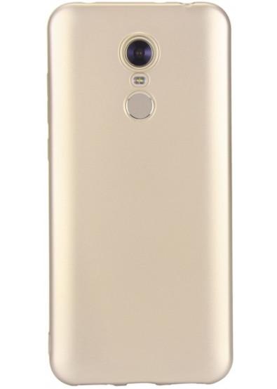 Фото - Чехол для смартфона T-phox Shiny for Xiaomi Redmi 5 Plus Gold