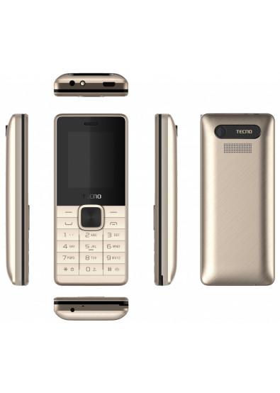 Мобильный телефон Tecno T349 Dual Sim Champagne Gold