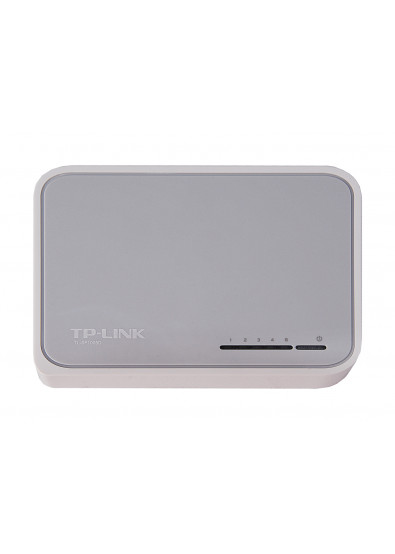 Фото - Коммутатор локальной сети (Switch) TP-LINK TL-SF 1005D