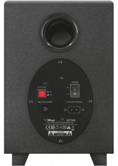 Фото - Звуковой проектор Trust GXT 664 Unca 2.1 Soundbar Speaker Set (22403)