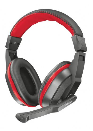 Гарнитура проводная игровая Trust Ziva Gaming Headset (21953) купить ... fe6d91f1303be