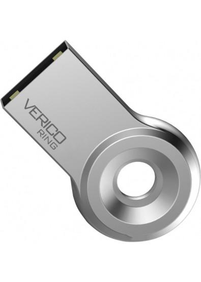 Фото - Флеш USB Verico Ring 64 GB Silver (1UDOV-RHSR63-NN)