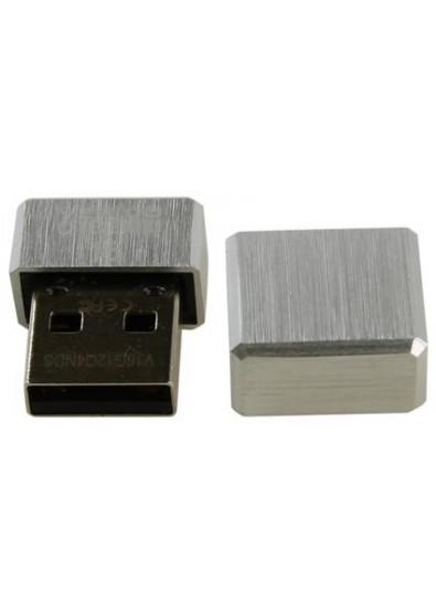 Фото - Флеш USB Verico MiniCube 16 GB Silver (1MCOV-M7SRG3-NN)