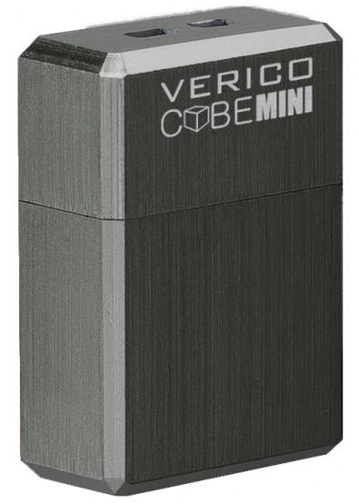 Фото - Флеш USB Verico MiniCube 32 GB Gray (1MCOV-M7GY33-NN)