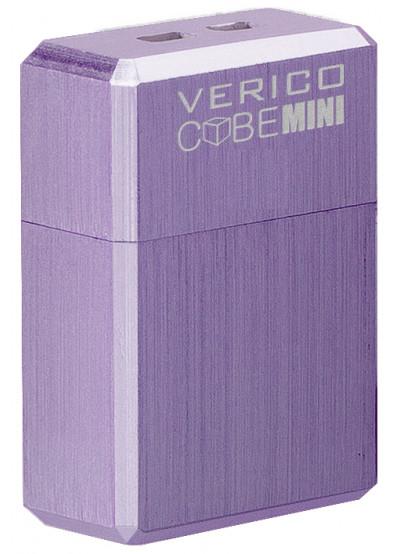 Фото - Флеш USB Verico MiniCube 32 GB Purple (1MCOV-M7PE33-NN)