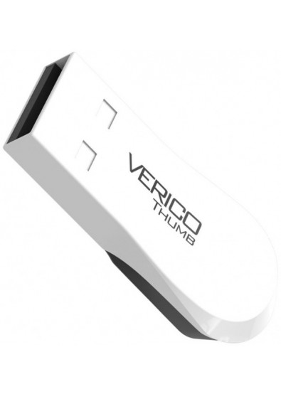Фото - Флеш USB Verico Thumb 64 GB White+Black (1UDOV-P1WB63-NN)