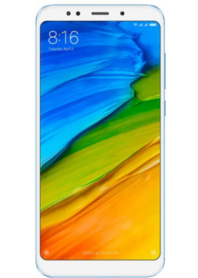 Фото - Смартфон Xiaomi Redmi 5 Plus 3/32GB Blue