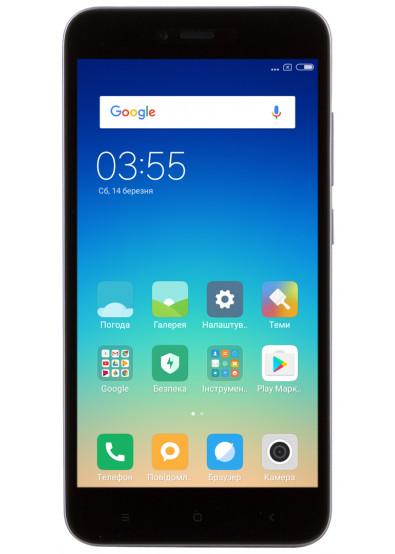 Фото - Смартфон Xiaomi Redmi Note 5A 2/16GB Dual Sim Grey