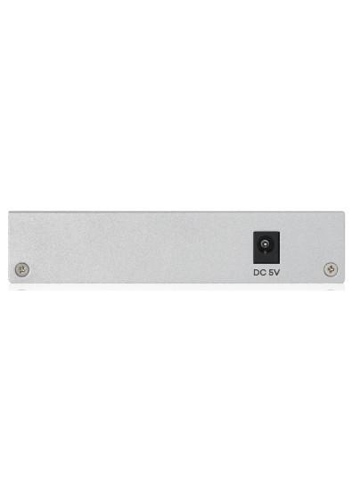 Фото - Коммутатор локальной сети (Switch) Zyxel GS1200-5HP
