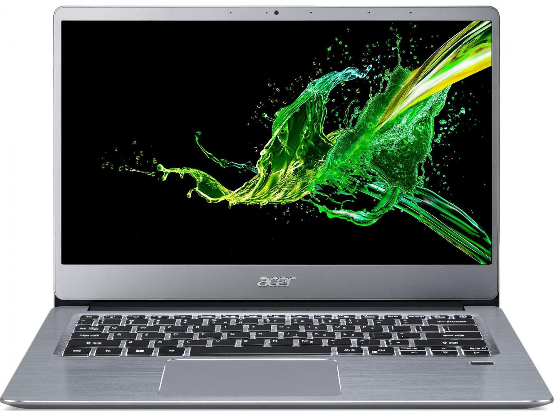 Фото - Ноутбук Acer Swift 3 SF314-41 (NX.HFDEU.04A) Silver