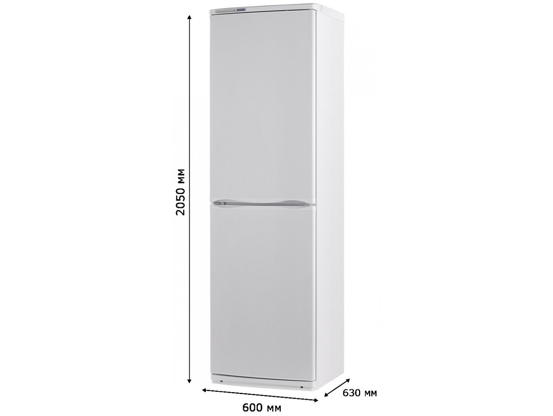 Фото - Холодильник ATLANT XM 6025-100